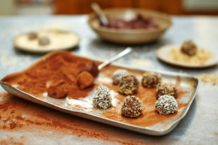 Three delicious dairy-free ways with chocolate