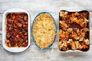 10 simple oven-baked dinners