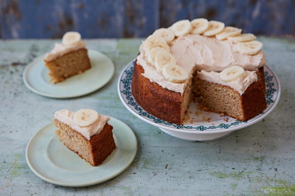 How To Make Banana Cake Features Jamie Oliver