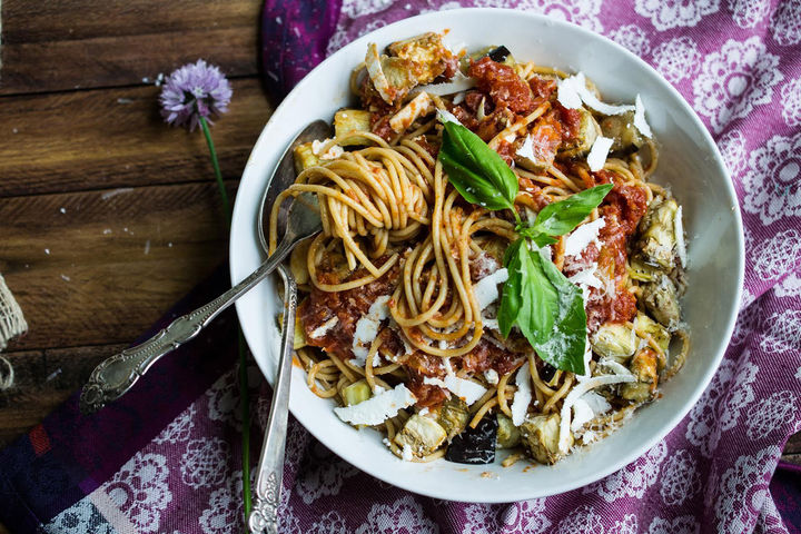 thehangingspoon_spaghetti