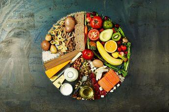 Jamie's balanced diet philosophy