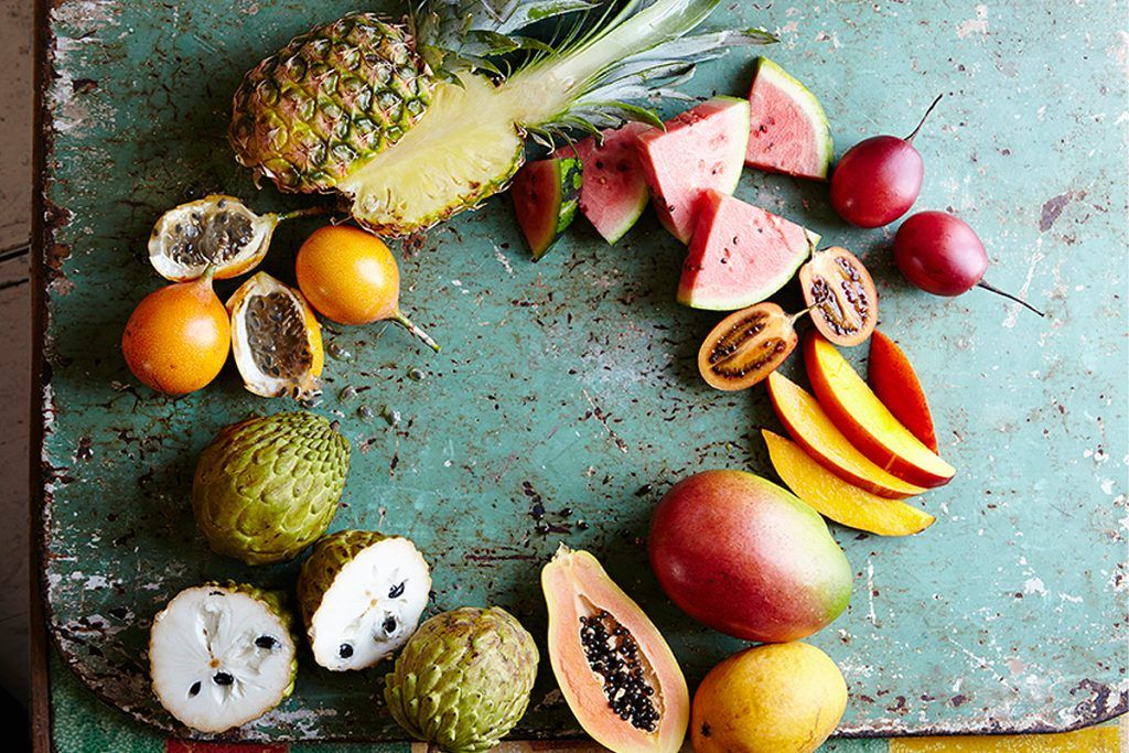 Image result for tropical fruit