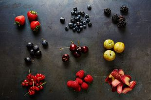 9 British fruits and how to cook with them