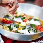 dinner recipes for two one pan recipe