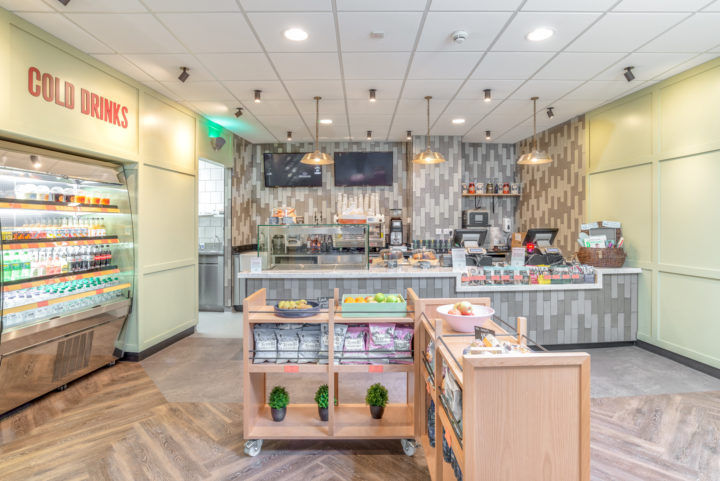 Jamie Oliver Deli opens at Robert Gordon University