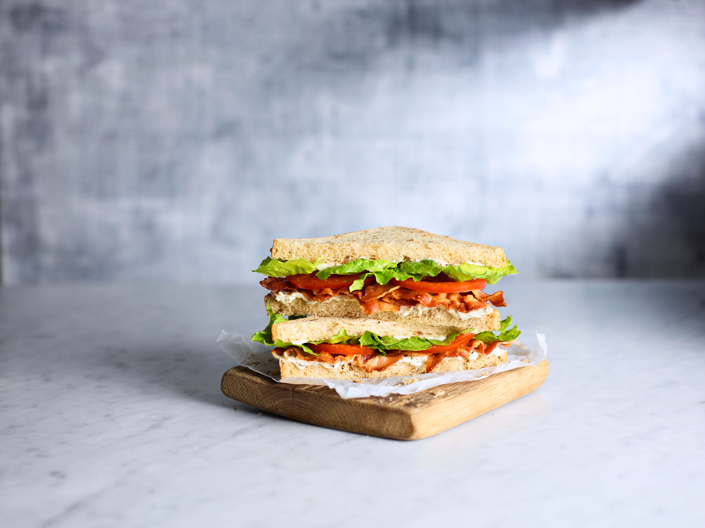 Jamie Oliver deli by Shell BLT