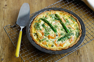 Great ideas for savoury baking