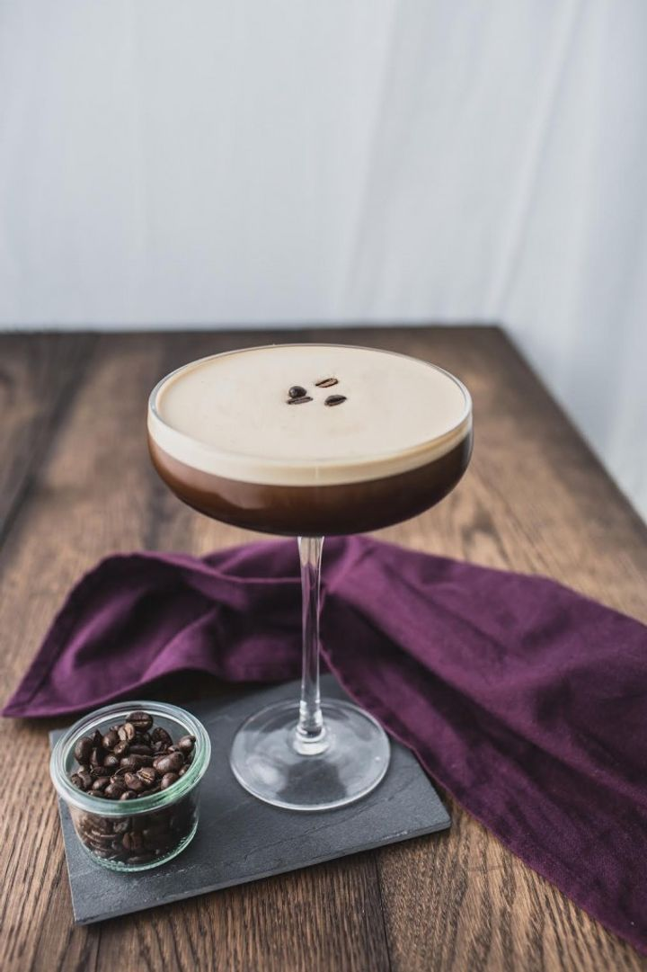 Espresso Martini Recipe Features Jamie Oliver