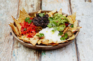 How to construct the perfect nachos
