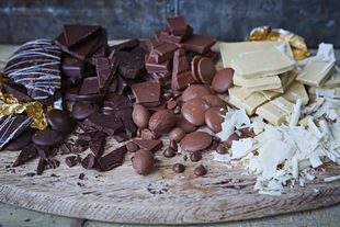 6 ways with leftover chocolate