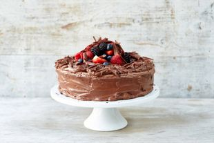 How to make classic chocolate cake