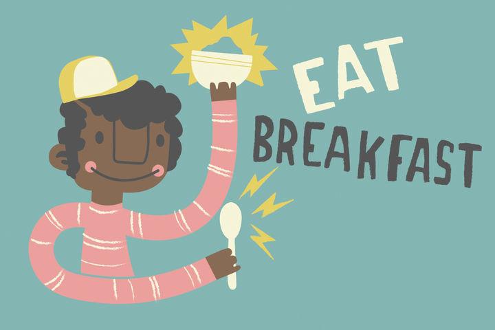 12x8 Breakfast
