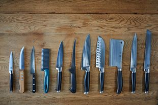 The ultimate kitchen knife guide: part one