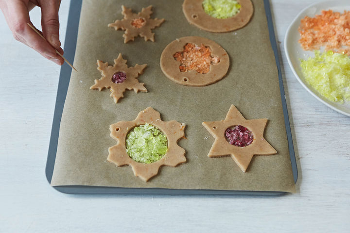 How To Make Christmas Cookies Features Jamie Oliver