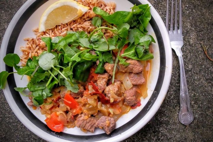 10 Twists On Jamies Lamb Chickpea Curry Features