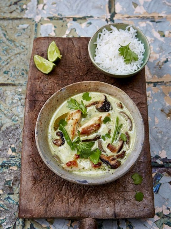 Chicken recipes - Thai curry