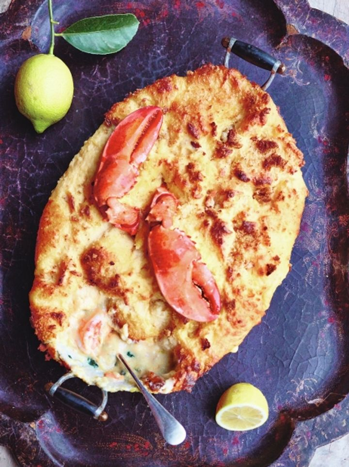 Fish pie