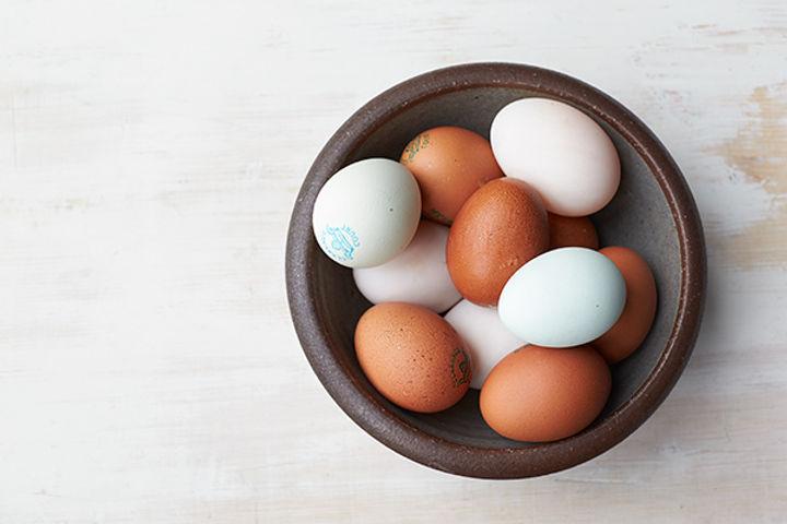 Higher welfare - eggs