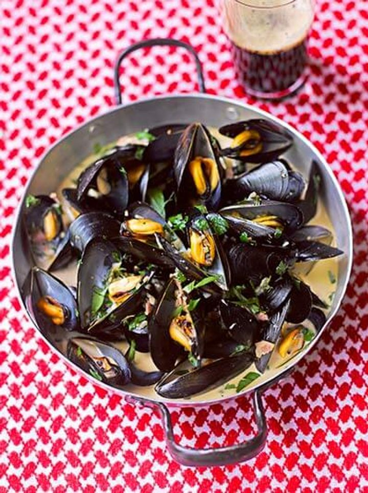 mussels_guiness_recipe image