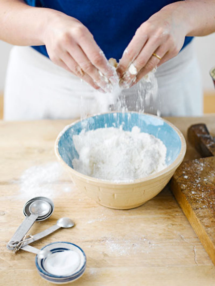 Step 2: How to make puff pastry
