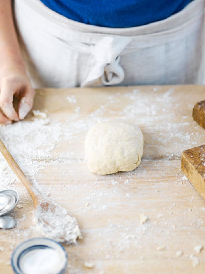 Step 4: How to make puff pastry