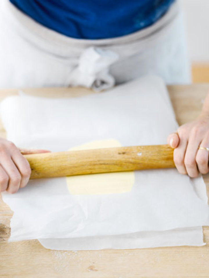 Step 5: How to make puff pastry