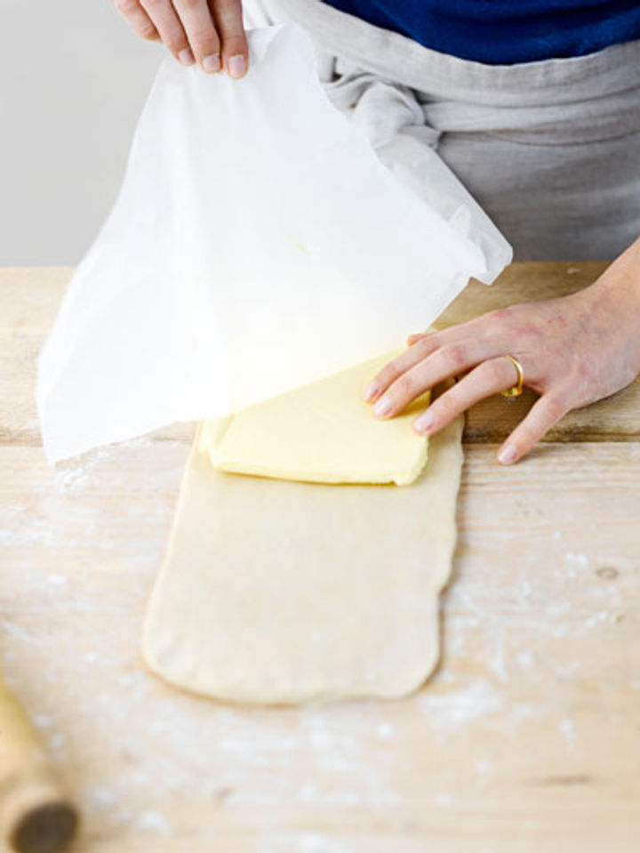 Step 7: How to make puff pastry