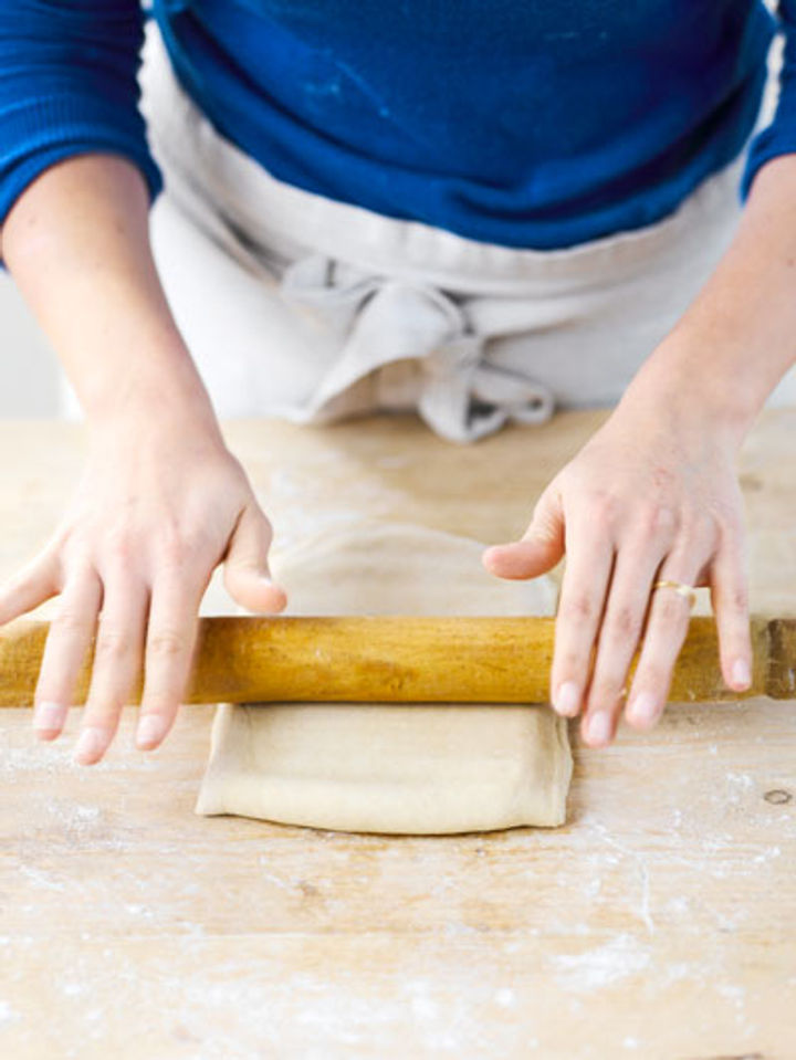 Step 9: How to make puff pastry