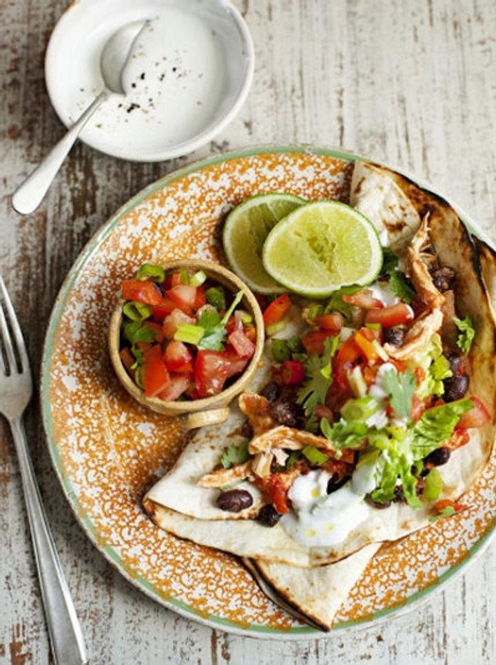 Mexican chicken chilli recipe