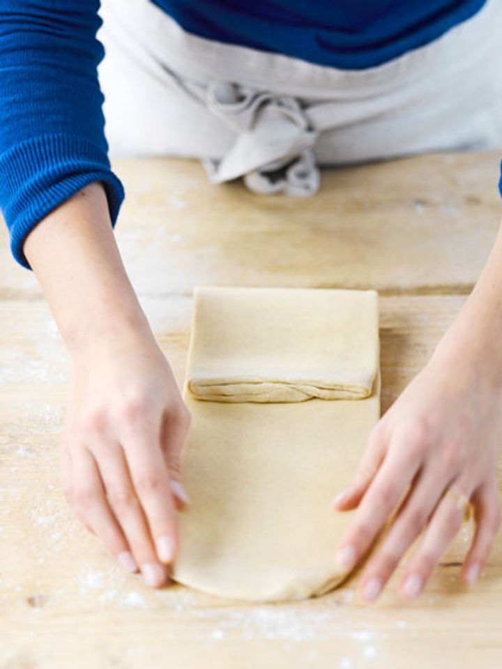 Step 10: How to make puff pastry