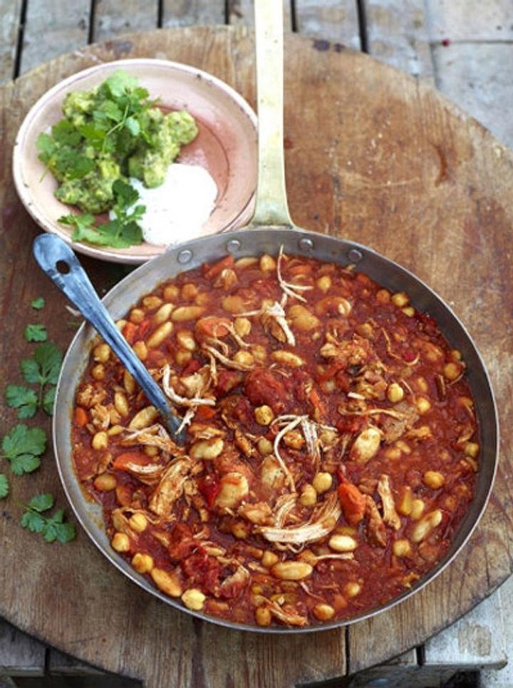 Turkey chilli recipe