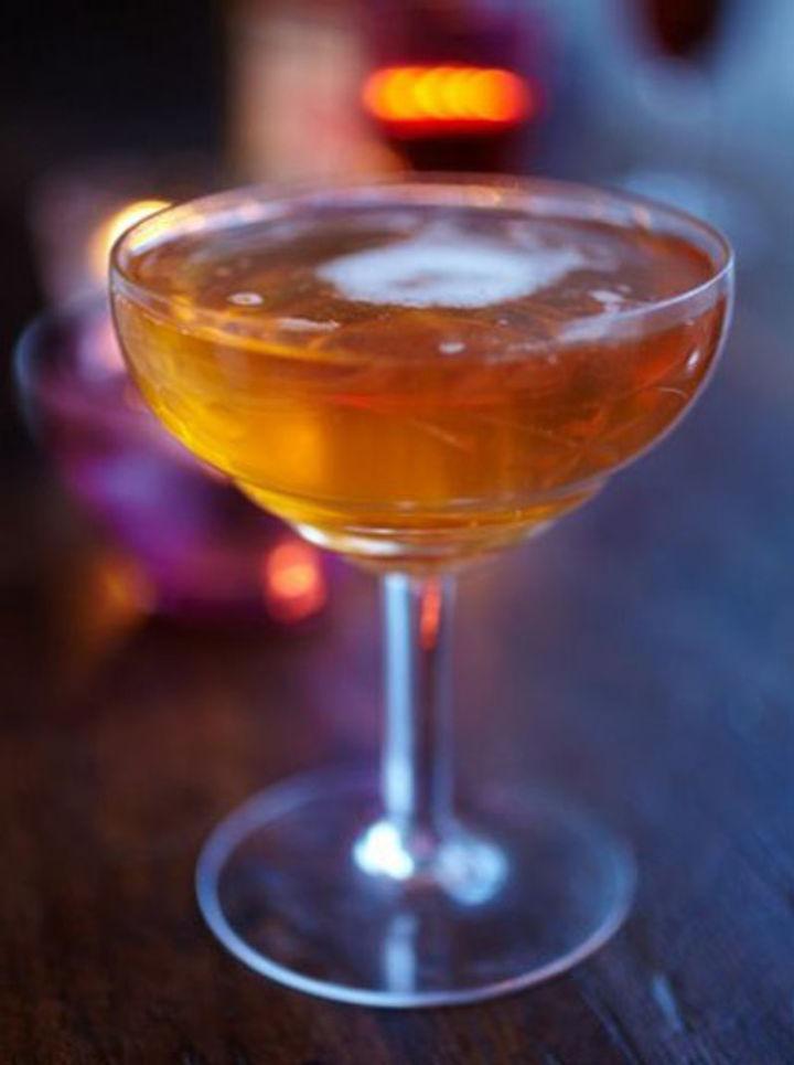 Charlotta cocktail