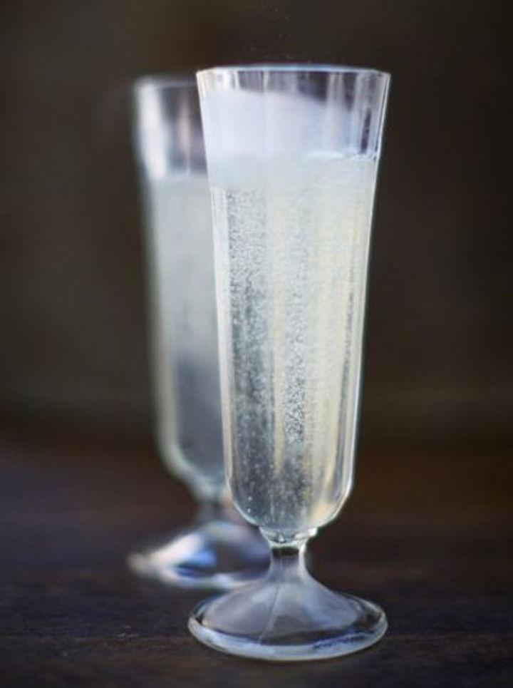 Grey Goose vodka cocktail