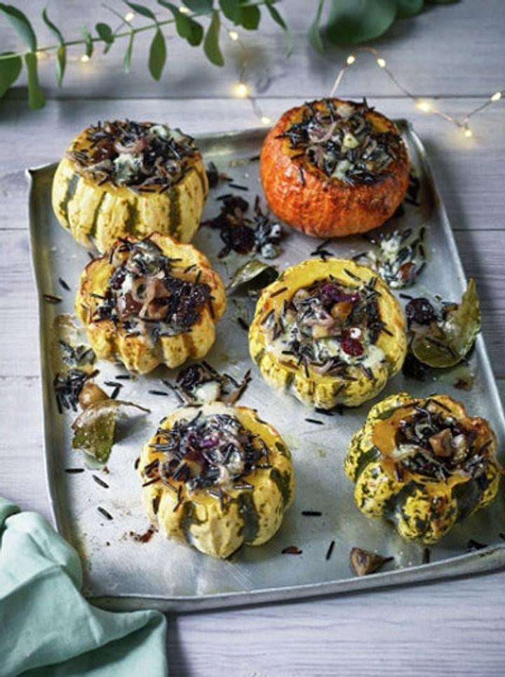 Vegetarian options for Christmas Day