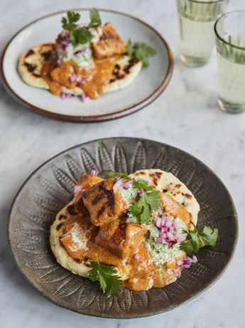 Claudia Winkleman's butter chicken