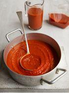 Tomato base sauce