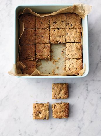 Buddy's flapjack biscuits