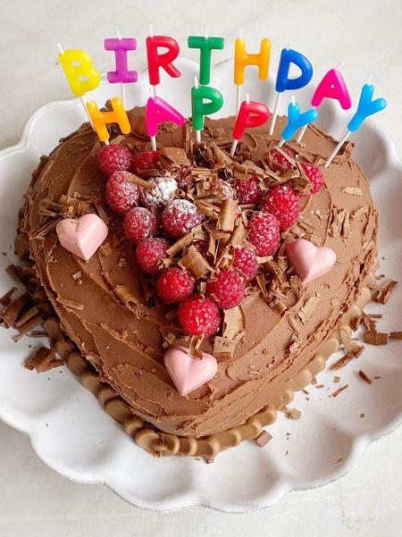 Petal's birthday cake | Cake recipes | Jamie Oliver