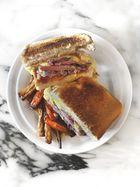 Jimmy's ultimate roast beef sandwich