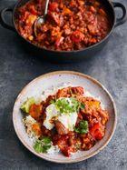 Versatile veggie chilli