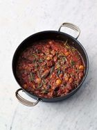 Succulent lamb stew