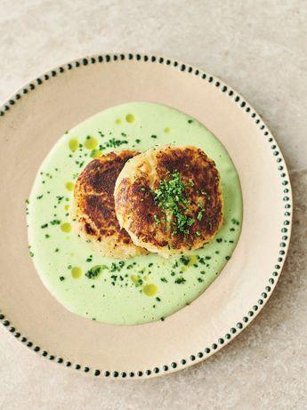 Cullen skink fishcakes