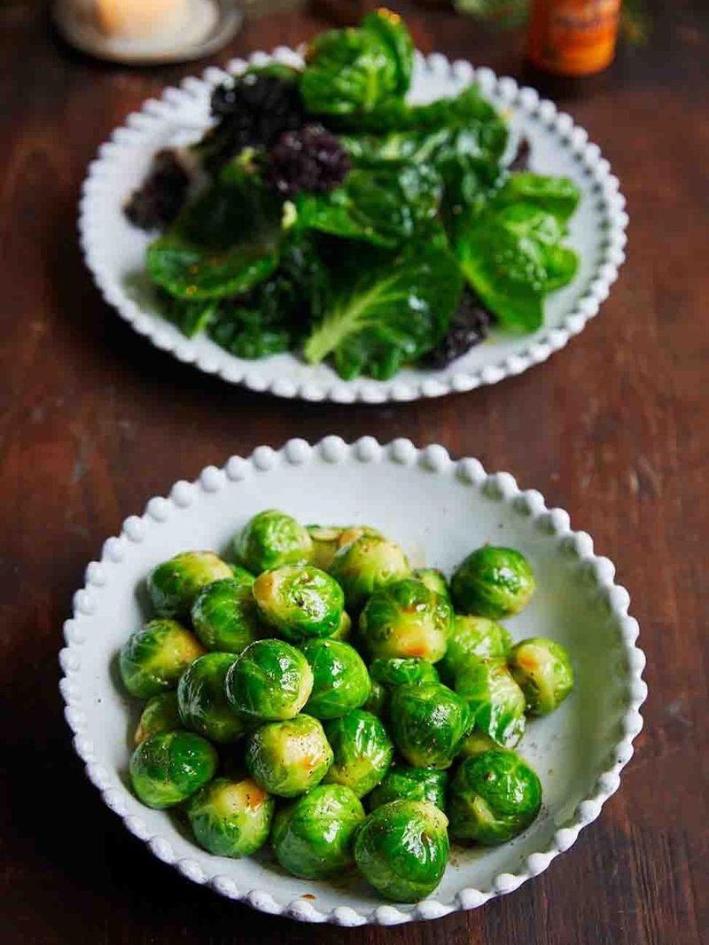 Super-simple sprouts & greens