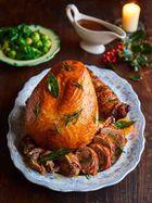 Jamie's easy turkey – 2 ways