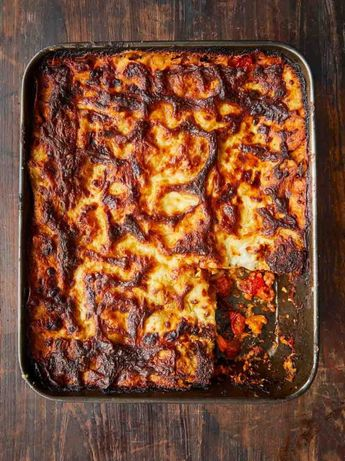 NishkamSWAT veggie lasagne