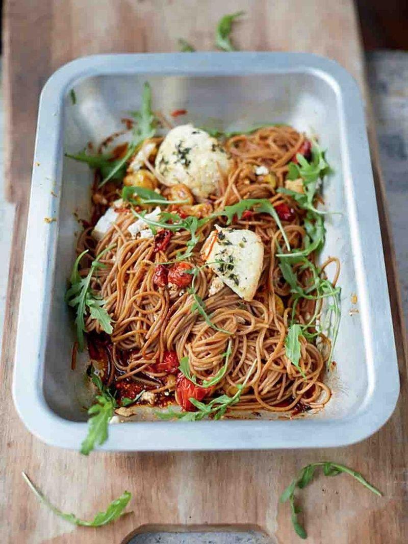 Spelt spaghetti