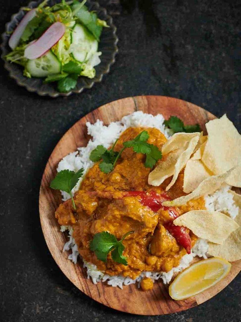 Corner-shop curry sauce