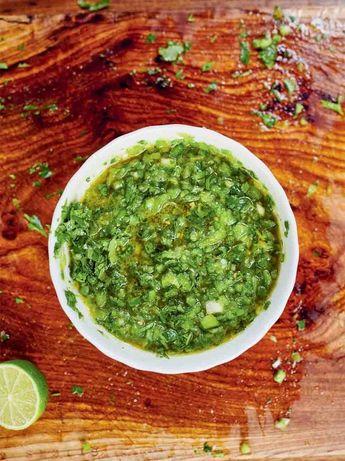 Green salsa