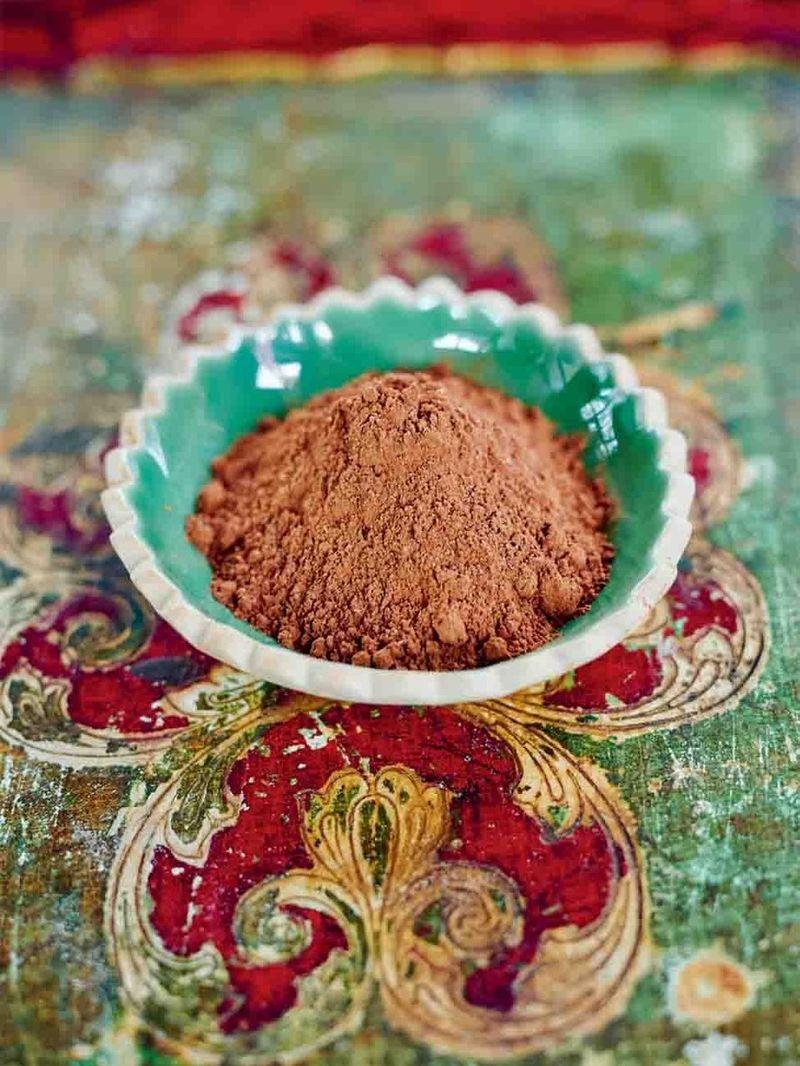 Spiced dust