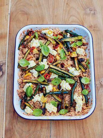 Greenhouse couscous salad